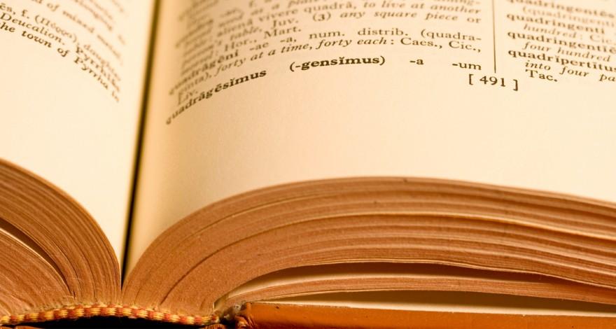 Recursos para escritores: encontrar la palabra justa